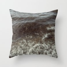 More Sea Throw Pillow