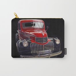 Classic Chevy Truck Carry-All Pouch