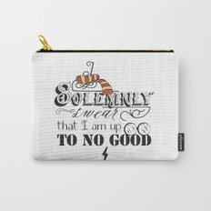 I Solemnly Swear Carry-All Pouch