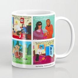 Bad  Painting Collection on Mug 2 Coffee Mug