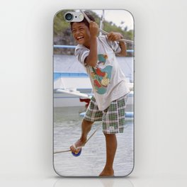 All Roped Up iPhone Skin