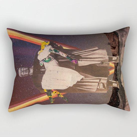The Disposal Rectangular Pillow