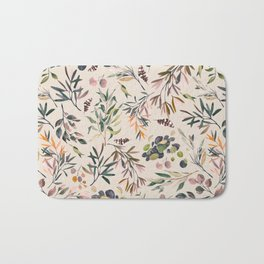 Shirley Meadow Colorful Bath Mat