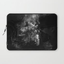 Smokers and train Laptop Sleeve