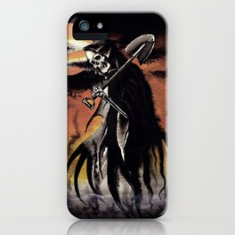 The GrimmDigger iPhone Case
