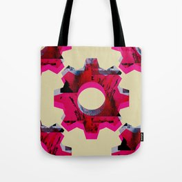 IMPROBABLE GREASE REEL Tote Bag