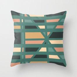 Pattern x Throw Pillow