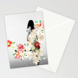 Poppy and Memory III Stationery Cards