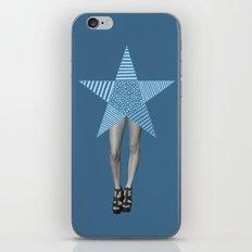 Feel Like A Star iPhone & iPod Skin