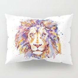 Lion Head Pillow Sham