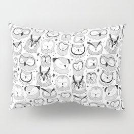 Sleeping Owls Pillow Sham