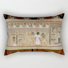 Judgement Rectangular Pillow