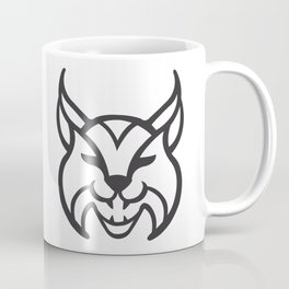 lynx Icon Coffee Mug