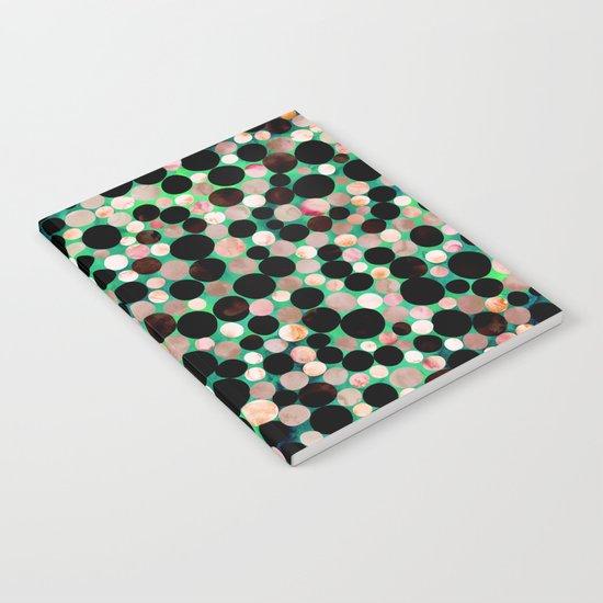 Confetti Pattern 02 Notebook