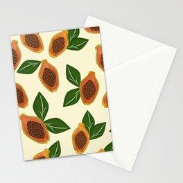 Papayas Stationery Cards