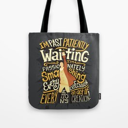 Smashing Every Expectation Tote Bag