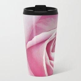 Pink Lady Metal Travel Mug