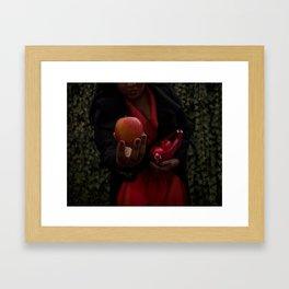 The Offer Framed Art Print
