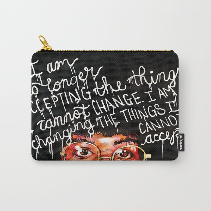 I Am No Longer Carry-All Pouch