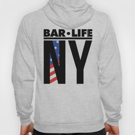 NY Bar•Life Hoody