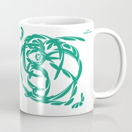 Clover: Accept What Is Coffee Mug