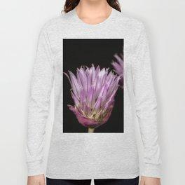 Purple clove flowers Long Sleeve T-shirt