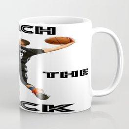 ZACH LAVINE OWNS THE RACK Coffee Mug