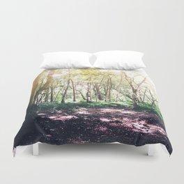 Dappled Forest Duvet Cover