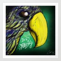 It's a Birdy Art Print