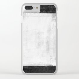 Leveled Clear iPhone Case