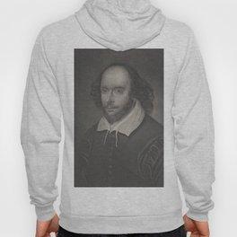 Vintage Portrait of William Shakespeare (1800s) Hoody