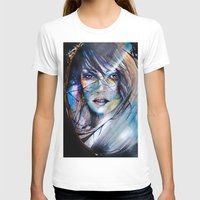 mirror T-shirts featuring mirror by Alexandra Vassile