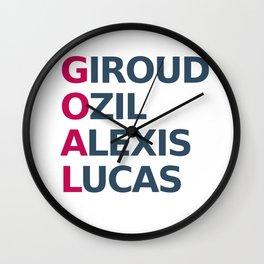 giroud Wall Clock