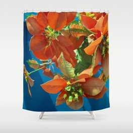 Fiore Flowers  #Society6  #buy art  #decor Shower Curtain