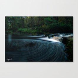 Hardcastle Crags Canvas Print