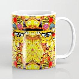 Pants Party Square Sea Show Coffee Mug