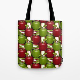 Apples Composition Tote Bag