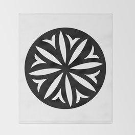 Pasta Series: Corzetti Throw Blanket
