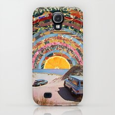 Orange sunset Slim Case Galaxy S4