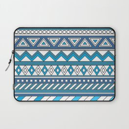 Pattern's of Calm line Laptop Sleeve
