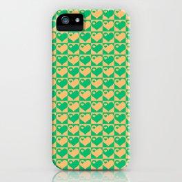 Herzen Liebes Collage iPhone Case