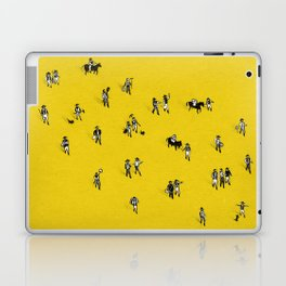 Going Places Laptop & iPad Skin