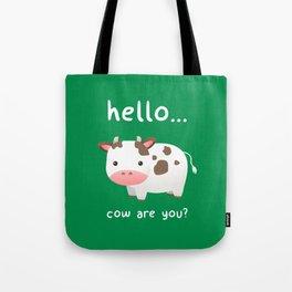 Good Mooorning! Tote Bag
