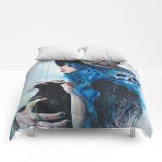 Blue Valentine Comforters