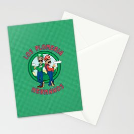 The Brother's Plumbing Stationery Cards