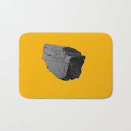 Yellow Boulder Bath Mat