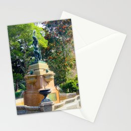 Hyde Park Fountain Stationery Cards