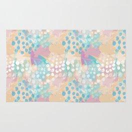 Sunset Inspired Print Rug