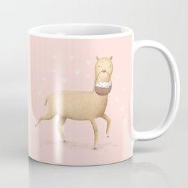 Alpaca Lunch Coffee Mug