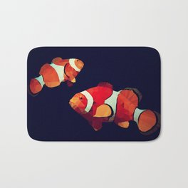 Amphiprion ocellaris Bath Mat